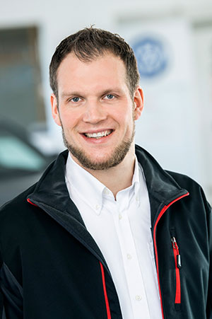 Tobias Kleinguenther Service-Assistent