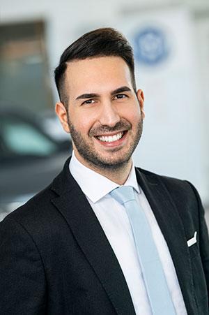 Eren Kemec – Verkäufer Neu- & Gebrauchtwagen