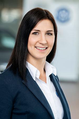 Nadine Hirsch – Verkaufsassistentin